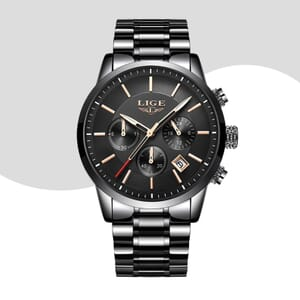 Men's casual fashion watch