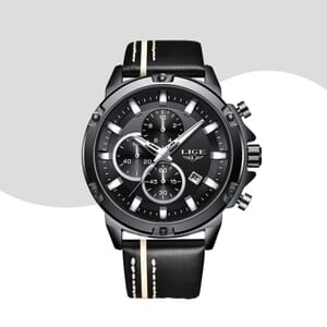Luxury mens watch