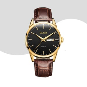 Mens casual Business Watch