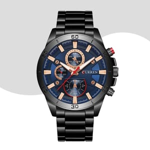 mens watches by Curren