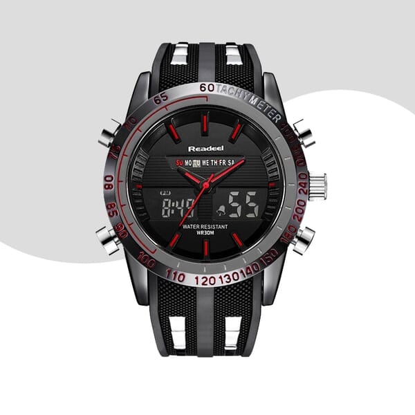Luxury men's watches Readeel